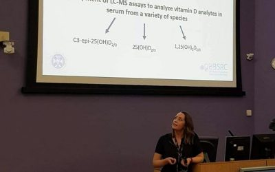VitDAL presents at the Scottish Biomedical Postdoctoral Researcher Conference