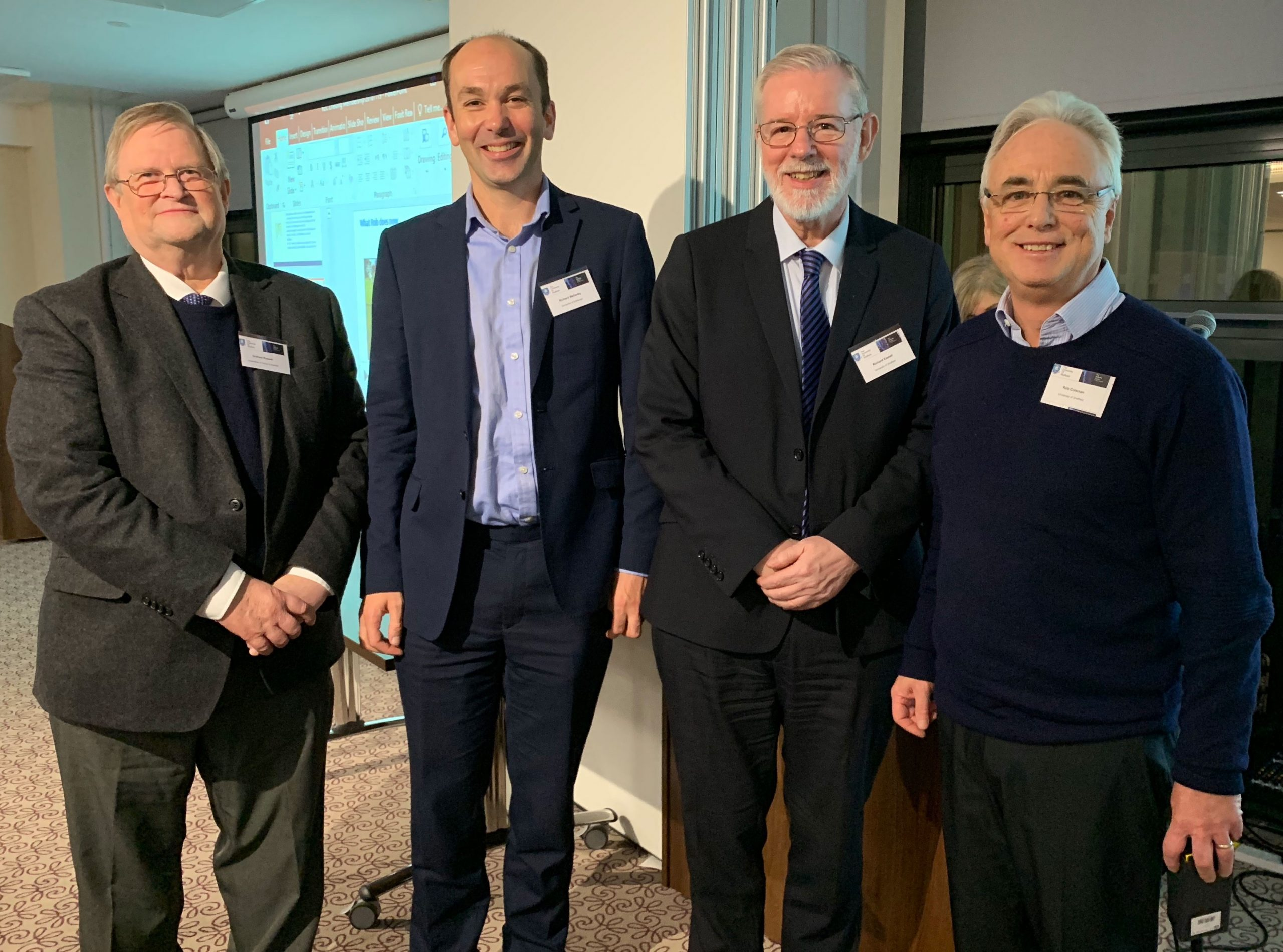 VitDAL research presented at Mellanby Centre, Sheffield